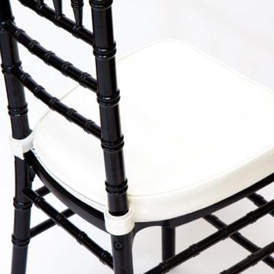 Off White Chair Cushion For Tiffany Chair